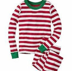 Hanna Andersson 2pc pajamas set 12-18m 🧑🎄